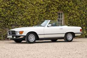 1985 Mercedes-Benz 500 SL