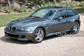 2002 BMW Z3M Coupe