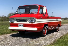 1963 Chevrolet Corvair Rampside Pickup