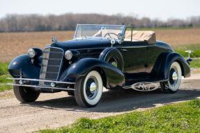 1935 Cadillac V-8