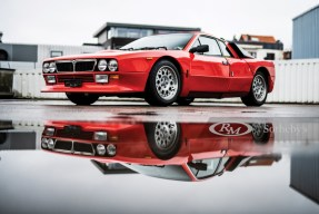 1981 Lancia Rally 037