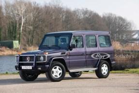 1993 Steyr-Puch 500 GE