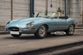 1963 Jaguar E-Type
