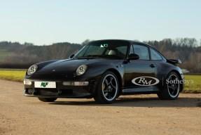 1998 Porsche 911 RUF