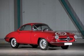 1962 Alfa Romeo Giulietta Sprint Speciale