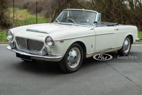 1962 Fiat 1500 Spider