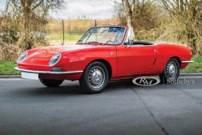 1967 Fiat 850 Sport Spider