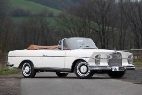1964 Mercedes-Benz 300 SE Cabriolet