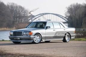 1989 Mercedes-Benz 560 SEL 6.0 AMG