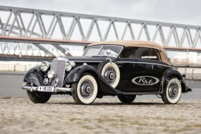 1938 Mercedes-Benz 320 Cabriolet