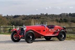 1930 Alfa Romeo 6C 1750
