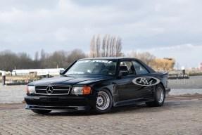 1986 Mercedes-Benz 500 SEC