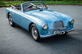 1955 Aston Martin DB2/4 Drophead Coupe