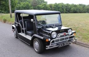 1969 Morris Mini Moke