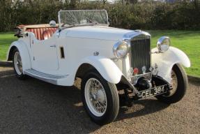 1936 British Salmson 12HP