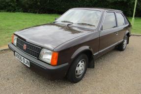 1983 Vauxhall Astra