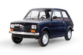 1975 Steyr-Puch Fiat 126