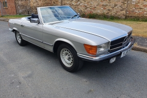 1979 Mercedes-Benz 350 SL