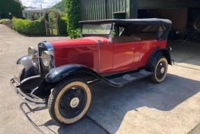 1931 Chevrolet Series AE