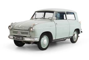 1958 Lloyd LS600
