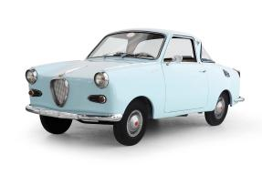 1968 Glas Goggomobil T250