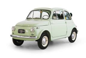 1958 Steyr-Puch 500