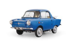 1961 Frisky Sports Coupe