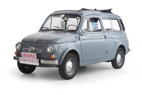 1963 Steyr-Puch 700