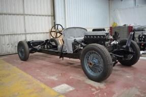 1937 Alvis Speed 25