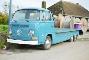 1975 Volkswagen Type 2 (T2)