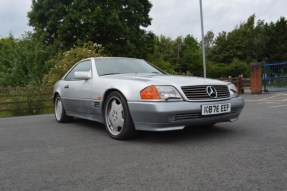 1996 Mercedes-Benz SL 500