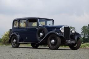 1933 Humber 16/60hp