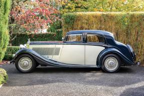 1936 Rolls-Royce 20/25