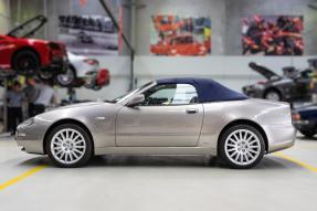 2002 Maserati 4200 GT Spyder