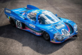 1976 Inaltera GTP-Cosworth