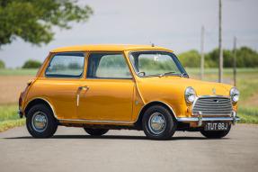 1971 Morris Mini Cooper