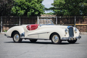1953 Alvis TB21