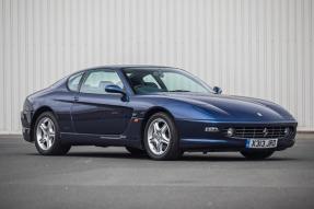 2001 Ferrari 456