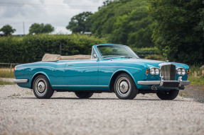1972 Bentley Corniche Convertible