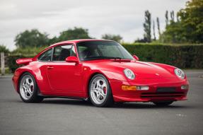 1996 Porsche 911 RS 3.8