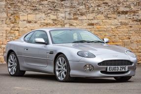 2003 Aston Martin DB7 Vantage