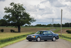 1991 Mercedes-Benz 500 E