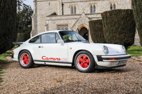 1988 Porsche 911 Carrera Club Sport 3.2