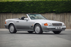 1993 Mercedes-Benz SL 500