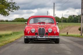 1956 Jaguar Mk I
