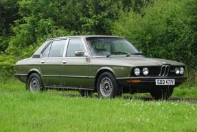 1979 BMW 528i