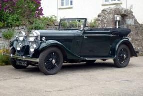 1934 Talbot 65/75