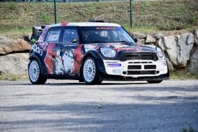 2012 Mini Cooper WRC