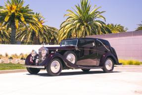 1936 Rolls-Royce 25/30hp