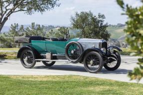 1920 Vauxhall D-Type